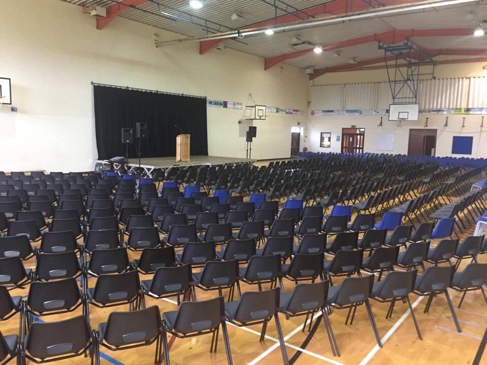 hall event
